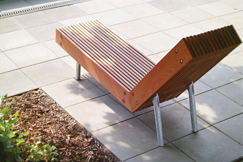lounger, LWD, woody, design: David Karásek, Czechia, Bilovice